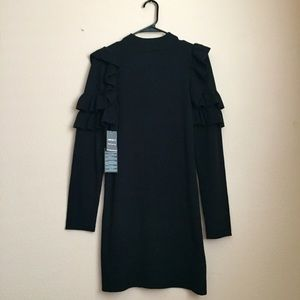 Forever 21 bodycon sweater dress